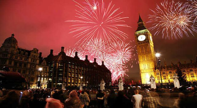 Best places to celebrate new year 2020