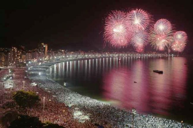 Miami New year Celebration