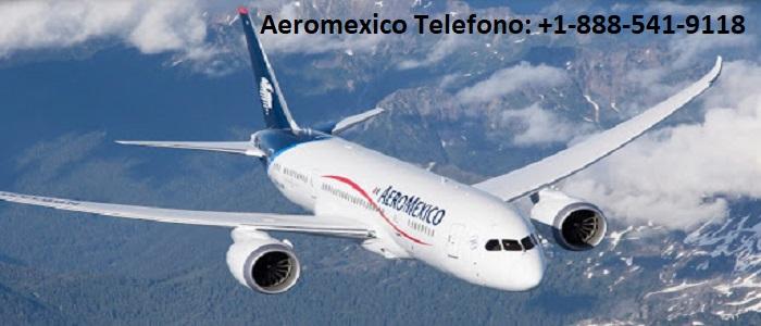 Aeromexico Numbro de telefono