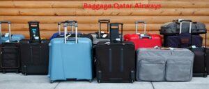 Baggage Qatar Airlines