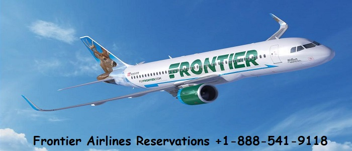 Frontier Airlines Reservations +1-888-541-9118 | Check-in Official Site