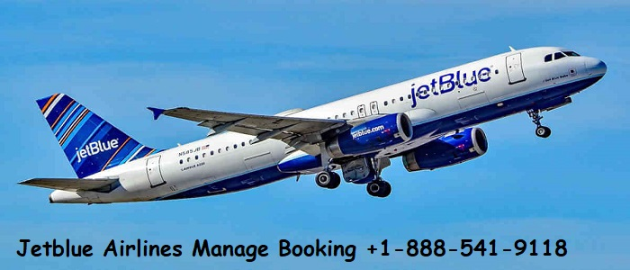 Jetblue Airways manage booking