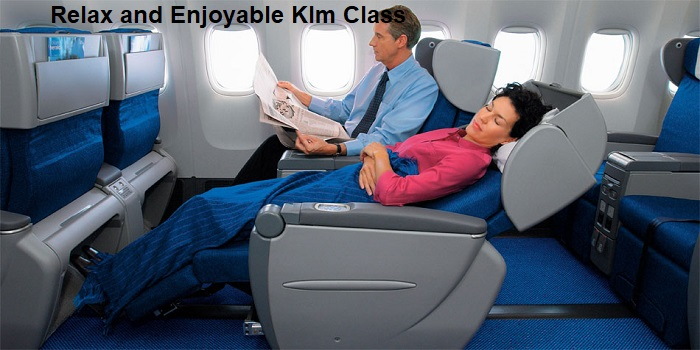 Klm Class Cabin