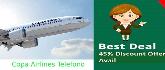 Copa Airlines Telefono
