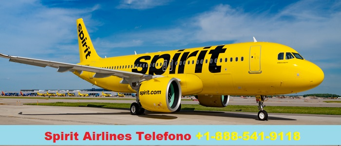 Spirit airlines telefono