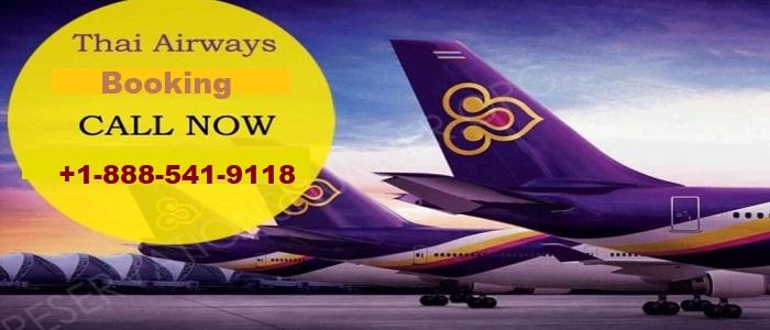 Thai Airways Booking