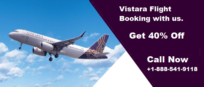 Vistara flight booking
