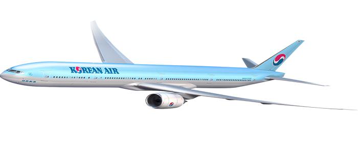 Korean air reservations