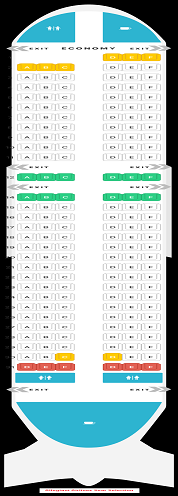 Allegiant Airlines Seat Selection