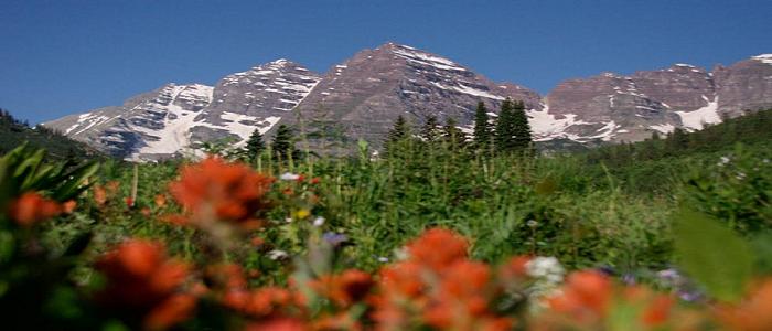 Gorgeous Mountain peaks