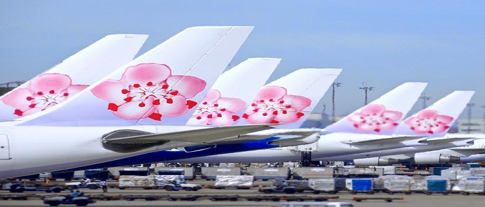 China airlines booking