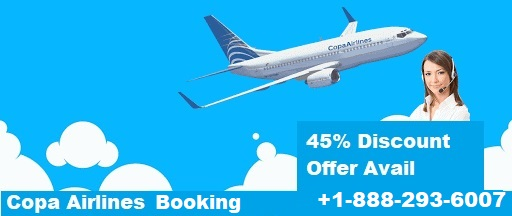 Copa airlines booking
