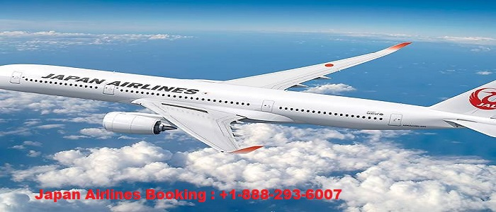 Japan Airlines Booking