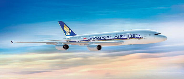 Singapore airlines booking