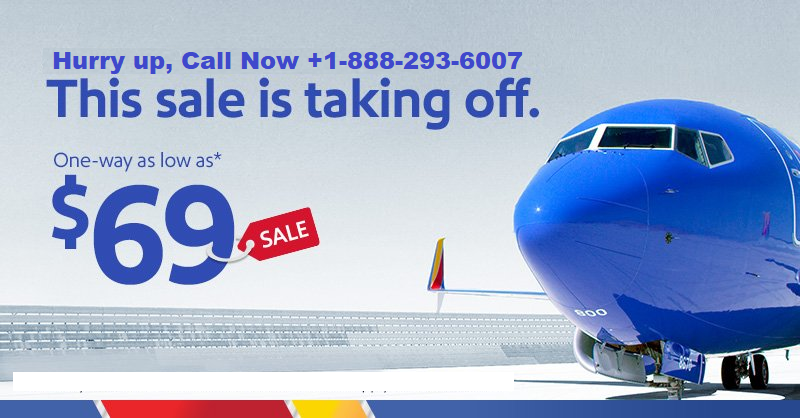 Southwest Airlines sale $69
