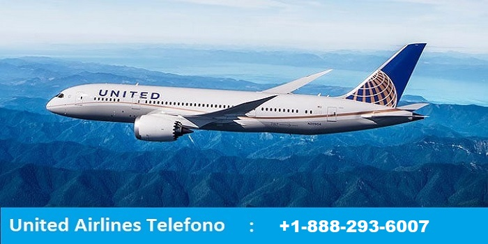 United Airlines Telefono