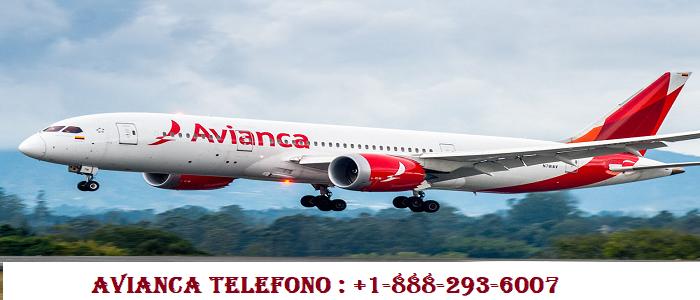 Avianca Telefono