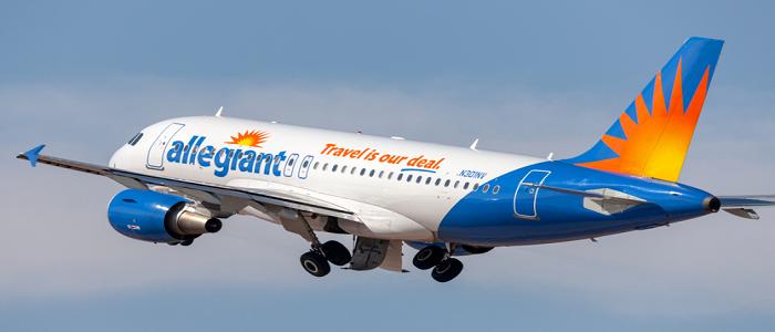 Allegiant airlines book a flight