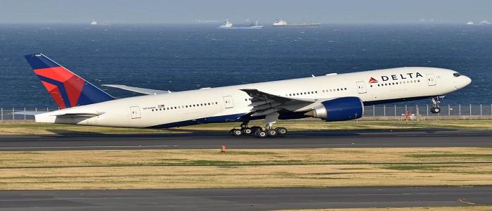Delta airlines book a flight