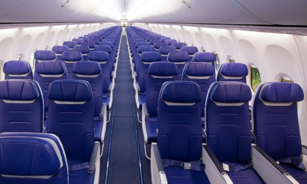Southwest airlines business class