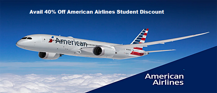 American airlines student discount